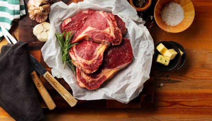 'Stockmann Delikatess' nopērkama izcila 'dry-aged' bio liellopu gaļa no Kuldīgas
