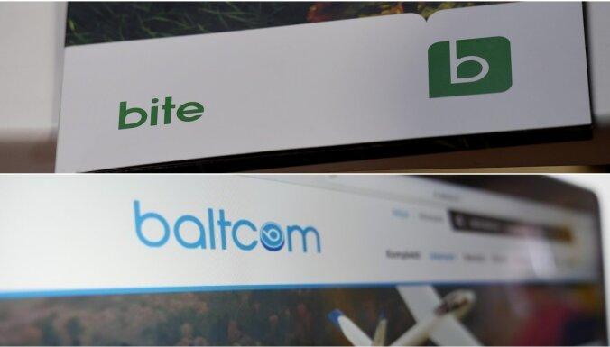 'Bite' iegādājusies 'Baltcom' un piesaka sevi TV tirgū