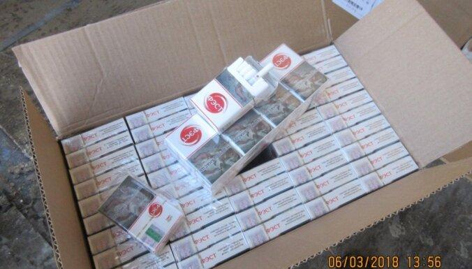 В Латвии — по-прежнему самая высокая доля контрабандных сигарет в ЕС