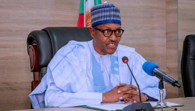 Nigērijā uz otru pilnvaru termiņu prezidenta amatā ievēlēts Buhari
