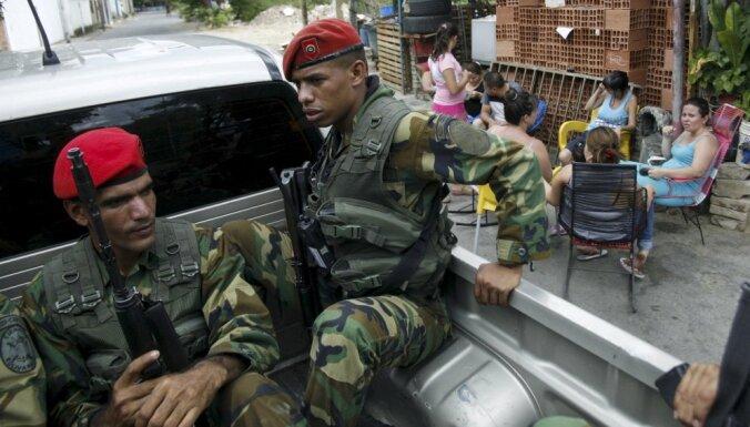 Болсонару: Бразилия и США работают над расколом армии Венесуэлы