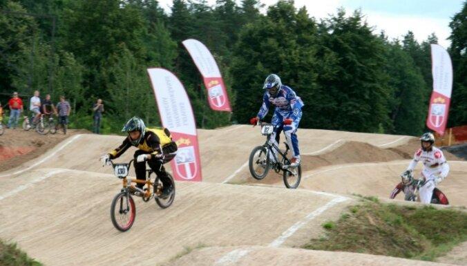 Трейманис занял второе место в голландском Суперкроссе