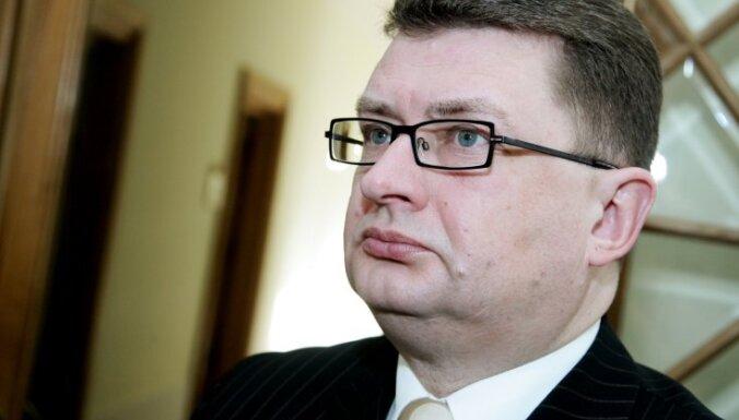 Портал: Майзитис не помнит, сколько раз отчитывался перед посольством США