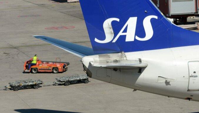 SAS piloti piekrituši pārtraukt streiku