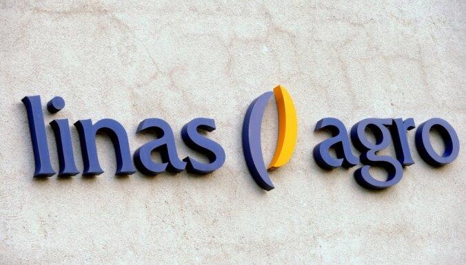 'Linas Agro' palielinājis pamatkapitālu par vienu miljonu eiro
