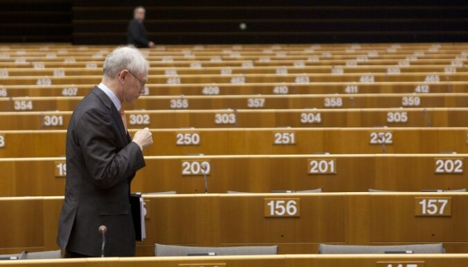 Опрос: в Европарламент проходят четыре партии