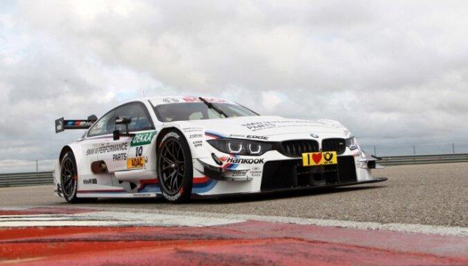 'BMW M4 DTM' – trīs sekundēs līdz simtam