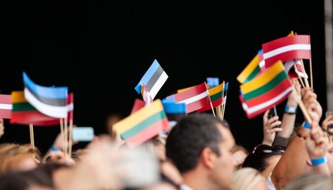 Темпы роста экономики стран Балтии обгоняют средний показатель по ЕС