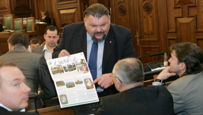 VL критикует Кравцова за искажение латышских слов