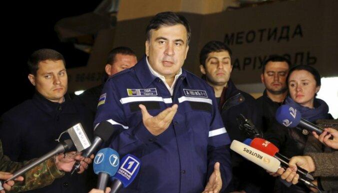 Саакашвили рассказал о миллиардной коррупции в правительстве Украины