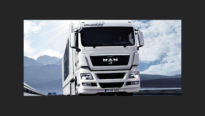 MAN oficiālā importētāja Latvijā 'Avar Auto' serviss - ātrums, kvalitāte un pieņemamas cenas