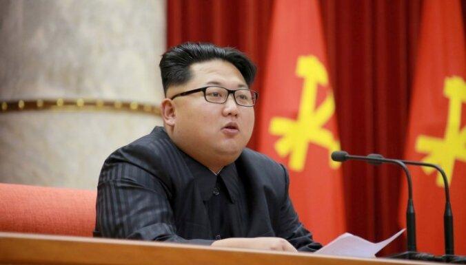 Пхеньян объявил об успешном испытании ракетного двигателя