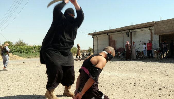 'Daesh' kaujinieku rindas Irākā un Sīrijā strauji rūk