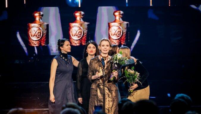 Pasniegti apbalvojumi 'Kilograms kultūras 2019'; gada notikums – filma 'Dvēseļu putenis'