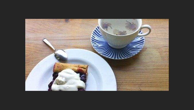"""""""Дело вкуса"""": вишневый пирог по-чеховски от Анны Фаныгиной"""