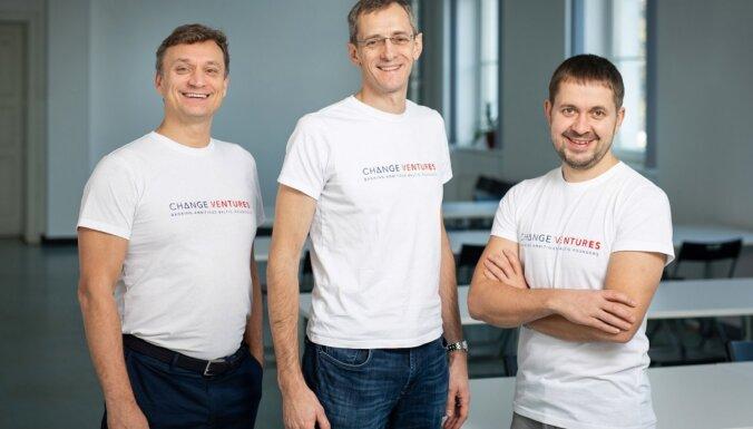 'Change Ventures' atklājis otro riska kapitāla fondu 30 miljonu eiro vērtībā Baltijas jaunuzņēmumu finansēšanai