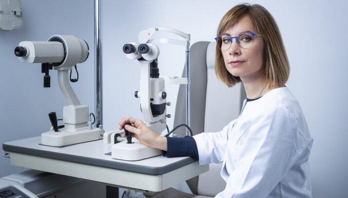 Всемирный день зрения: жители Латвии забыли o проверке зрения?