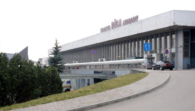 Сильный туман не повлиял на работу Рижского аэропорта