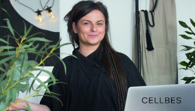 Vides stiliste Baiba Prindule-Rence: 'Izmanto vidi kā daļu no savas personības'