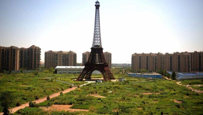 Города-призраки: Поддельный китайский Париж (ФОТО, ВИДЕО)