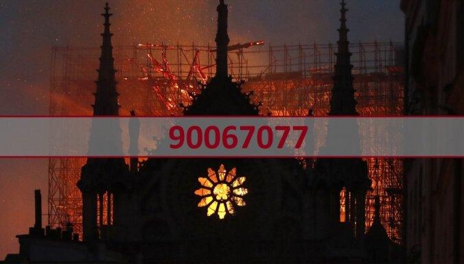 Parīzes Dievmātes katedrāle