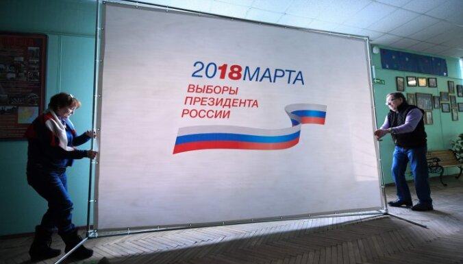 Если не Путин, то кто. Россияне выбирают президента на ближайшие 6 лет