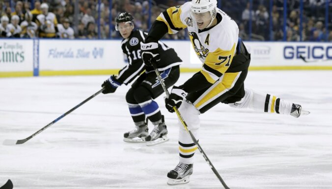 Pittsburgh Penguins center Evgeni Malkin