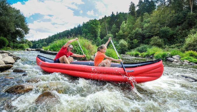Septiņas Čehijas atpūtas vietas pie ūdens visām gaumēm