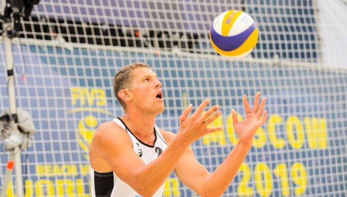 Samoilovs/Solovejs zaudē Maskavas kvalifikācijā; Pļaviņš/Točs turnīrā nespēlēs