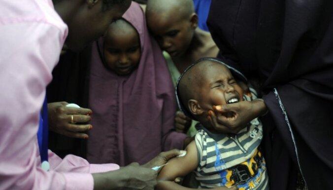 Nigērijā nogalināti deviņi pretpoliomielīta vakcinētāji