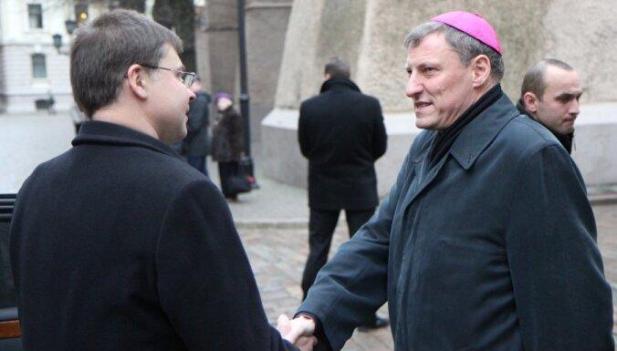 Dombrovskis sola meklēt līdzekļus Jēkaba katedrāles ekspertīzes veikšanai