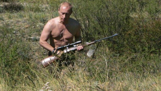 Путин решил вернуть звание Герой труда