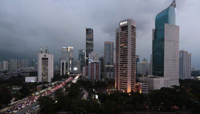 Indonēzija aptur galvaspilsētas pārcelšanas projektu