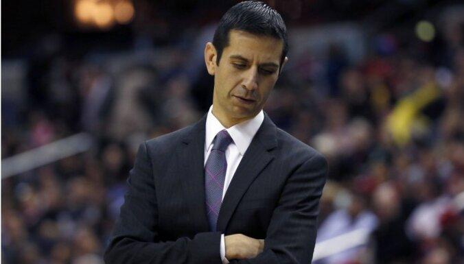 Popoviča asistents Borrego oficiāli kļuvis par Šarlotas 'Hornets' galveno treneri