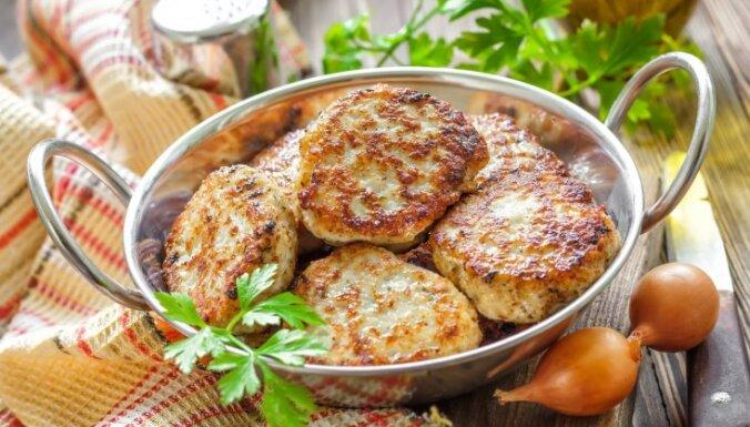 Mēli var norīt! 14 dažādas kotlešu receptes vakariņu laikam