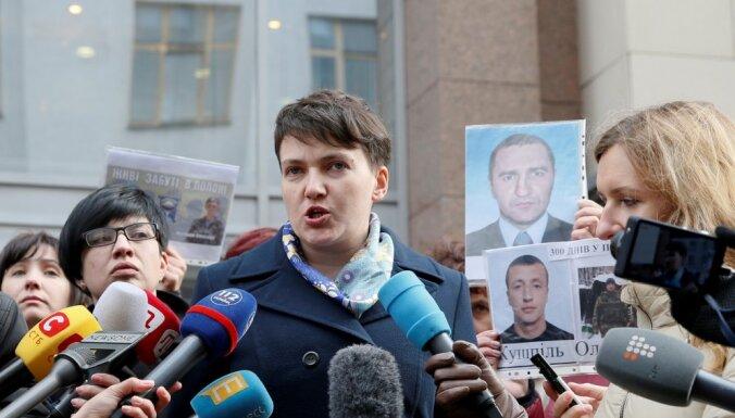 Генпрокурор Украины обвинил Савченко в подготовке теракта: пришла в Раду с гранатами