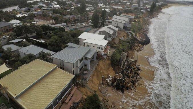 Klimata pārmaiņu sliktākajā scenārijā plūdi nākotnē krietni patukšos pasaules 'maciņu'