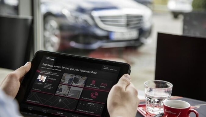 Eksperti: uzņēmumu autoparki nākotnē tiks pārvaldīti attālināti
