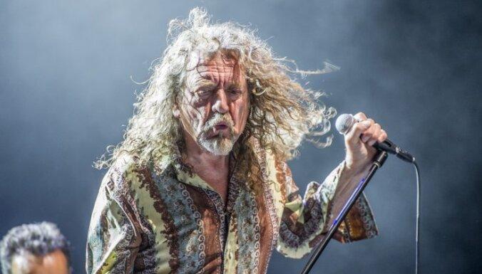 Роберт Плант отказался возрождать Led Zeppelin за 800 млн долларов