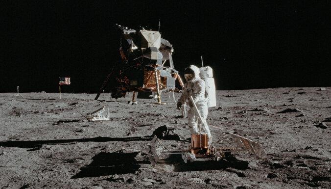 Умер астронавт первой лунной миссии Майкл Коллинз