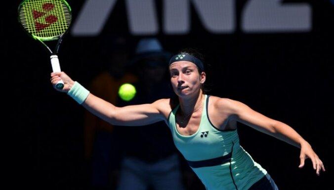 Latvijas tenisa zvaigznēm veiksmīga izloze Indianvelsā