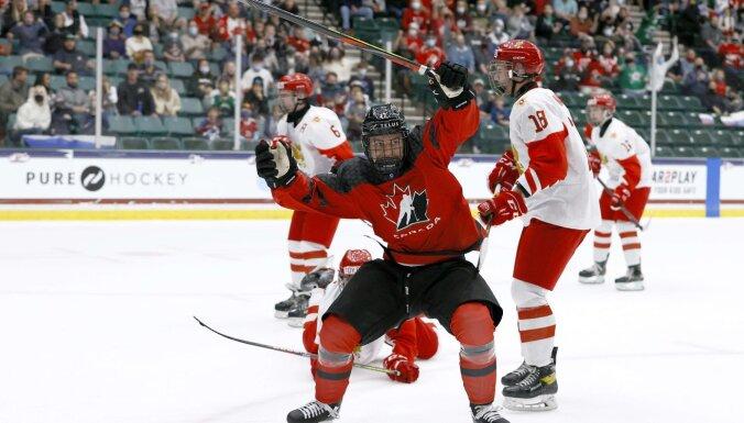 Сборная России проиграла Канаде в финале юниорского чемпионата мира по хоккею