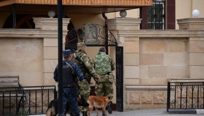 'Daesh' uzņemas atbildību par uzbrukumu baznīcai Čečenijā