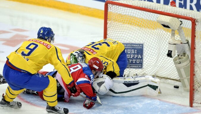 Niclas Andersen Sweden, Alexander Barabanov Russia