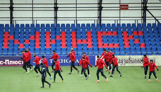 Žurnālists: Futbola klubu 'Minsk' varētu pārņemt investori no Latvijas