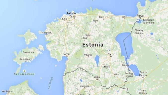 Igaunijas teritorija kļuvusi par 112 kvadrātkilometriem lielāka