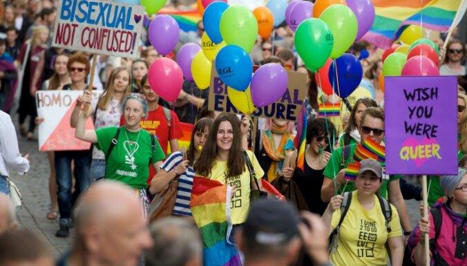 Организация: ситуация с соблюдением прав сексменьшинств в Латвии — самая плохая в ЕС