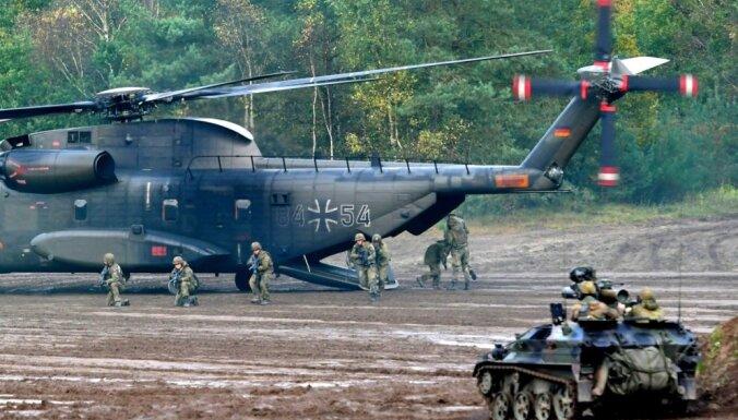 Литва: в ходе учений в Пабраде погиб военный боевой группы батальона НАТО