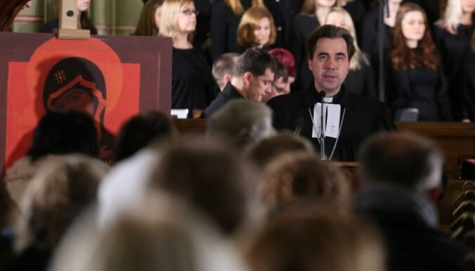 Mācītājs Krists Kalniņš: Rubenis pats izvēlējās neveidot dialogu ar pārējiem garīdzniekiem