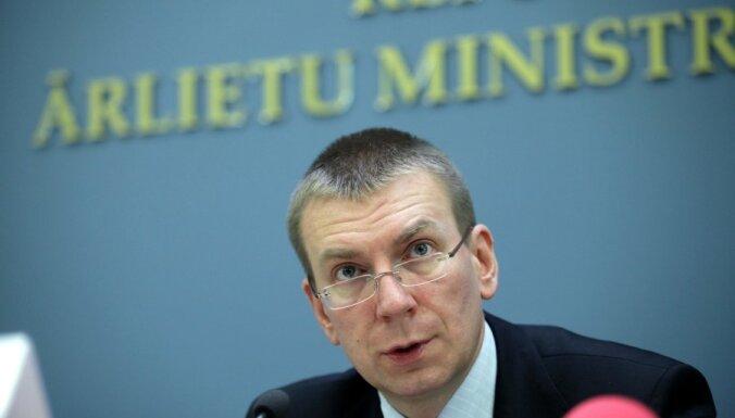 Ринкевич: Латвия хочет более позитивной гаммы отношений с Россией